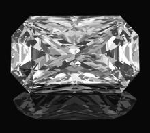 GIARadiant Diamond 1.03ctwEVS1
