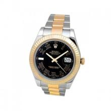 Pre-owned Mens Rolex Two-Tone Datejust II - #960X7W