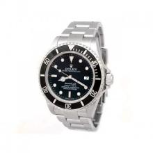 Pre-owned Mens Rolex Stainless Steel Sea Dweller - #990V1R