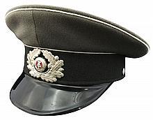 East German army hat