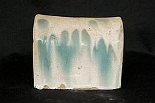 Jin Dynasty Chinese Antique Porcelain Pillow Case Mortuary Objects Pottery