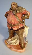 A Royal Doulton figure, Falstaff HN2054, printed