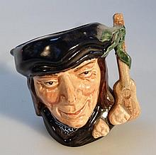 A Royal Doulton character jugs, Scaramouche D6564