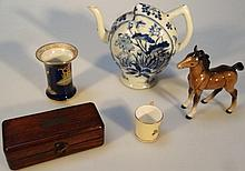 Various 20thC china and wares, comprising a Carlt