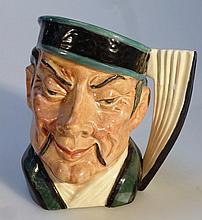 A Royal Doulton character jug, The Mikado D6507,