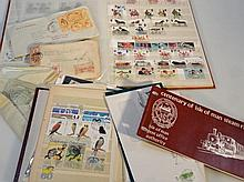 A quantity of GB collectors stamps, to include Lo