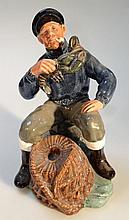 A Royal Doulton figure, The Lobsterman HN2317, pr