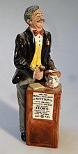 A Royal Doulton International Collectors Club fig