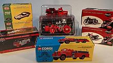 Various boxed die-cast vehicles, to include Corgi