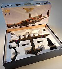 A Corgi Aviation Archive die-cast Avrol Lancaster
