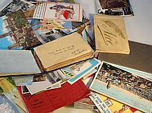Various postcards, to include a quantity of humor