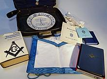 A Masonic Grand Lodge New York anniversary potter