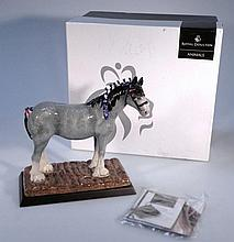 A Royal Doulton Sporting and Ceremonial Horse Col