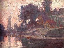 Johan Barthold Jongkind (1819-1891). Dordrecht at