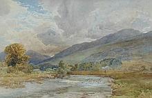 William Henry Pigott (1810-1901). At Capel Curig,