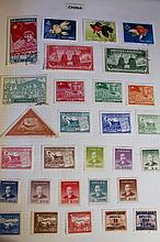 Various early 20thC world used stamps, to include Belgium, Germany, Sweden, South Africa, Poland, Pa