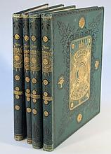 Gilbert (Sir John). The Library Shakespear (sic) Mackenzie Publishing, gilt stencilled boards. (4 vo