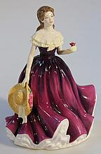 A Royal Doulton Pretty Ladies figure, Special Gift, printed marks beneath, 23cm high.