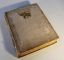 Rackham (Arthur). The Romance Of King Arthur, signed by the author, no. 47 of 500, Macmillan & Co, 5
