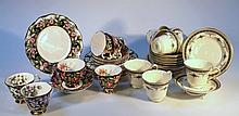 Various teacups and saucers, to include Minton Grasmere pattern, Royal Albert Provincial Flowers, cu