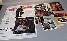 Various Monkees ephemera, to include Wembley 1967 ticket stub, various books, posters and a quantity
