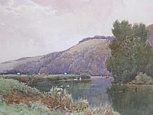 Alfred F De Breanski jnr (1877-1955). The Heartsl