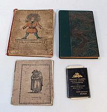 Various ephemera, comprising children's books, Ho
