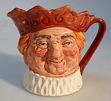 A Royal Doulton character jug, Old King Cole, pri