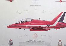 After Douglas Cameron (fl 2002). The Royal Airfor
