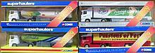 Various Corgi Superhaulers die-cast lorry, compri