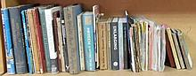 Various books and ephemera, photography related t