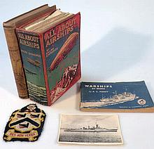 Various ephemera and collectables, comprising Sim