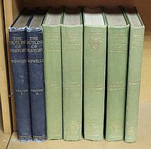 Various books, comprising The Royal Horticultural