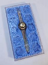 A Swatch Celebrate Life watch, c.1998 in original