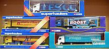 Various Corgi die-cast vehicles, to include Super