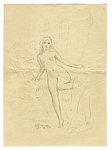Frédéric Soulacroix (1858 - 1933), Figure femminili.