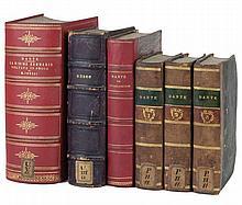 Alighieri Dante, La Divina Commedia […] col comento del P. Pompeo Venturi. Tomo primo (-terzo). Firenze: presso Giuseppe Galletti, 1827.
