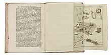 Alberti Giuseppe Antonio, Istruzioni pratiche per l'ingegnero civile, o sia perito agrimensore, e perito d'acque. In Venezia: appresso Gio. Battista Recurti, 1748.