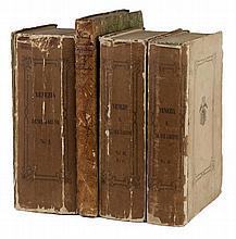 Venezia e le sue lagune. Volume primo (-terzo). Venezia: stabilimento Antonelli, 1847.