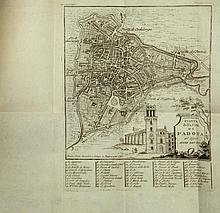Brandolese Pietro, Pitture sculture architetture ed altre cose notabili di Padova... In Padova: a spese di Pietro Brandolese, 1795.