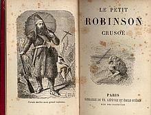 Lotto di 23 volumi di letteratura francese.