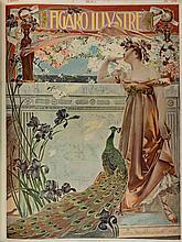 Le Figaro illustré. Paris: Le Figaro, Manzi, Joyant et c.ie, 1890-1911.