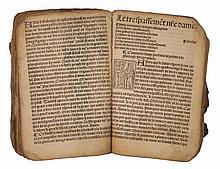 [La Vie de Iesuchrist]. (al colophon:) A Lyon: par Olivier Arnoullet, 15.. [dopo il 1525].