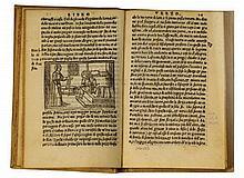 Boiardo Matteo Maria, L'Apulegio tradotto in volgare... (Al colophon:) In Vinegia: per Bartholomeo detto l'imperadore, et Francesco Vinitiano, 1549.