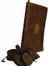 Raccolta di carte relative alla nobile famiglia piemontese. XIX secolo.