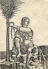 Benedetto Montagna, Allegoria. 1510-1515 ca.