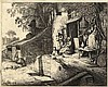 Adriaen (van) Ostade, La filatrice. 1652, Adriaen Jansz. Van Ostade, €340