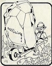 Antonio Rubino, Vittoria. 1918