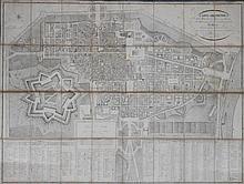 Andrea Gatti, Carta geometrica della real città di Torino e le sue adiacenze... Torino: stamperia Cattarelli, 1823.