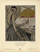 Gazette du Bon Ton. Art - Modes & Frivolités. Paris, Vogel edit. N° 2, 1920. 1920